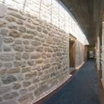Création mur intérieur restaurant