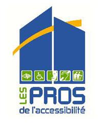 Logo Les pros de l'accessibilite