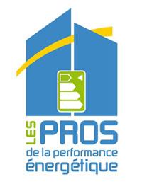 Logo des pros de la performance énergetique